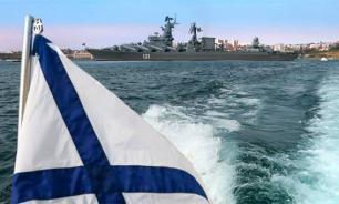 Флот России был в Средиземноморье, когда еще не было США