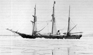 В Арктике нашли английскую шхуну, пропавшую 200 лет назад