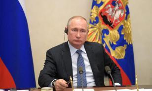 Президент России призвал G20 ввести мораторий на санкции