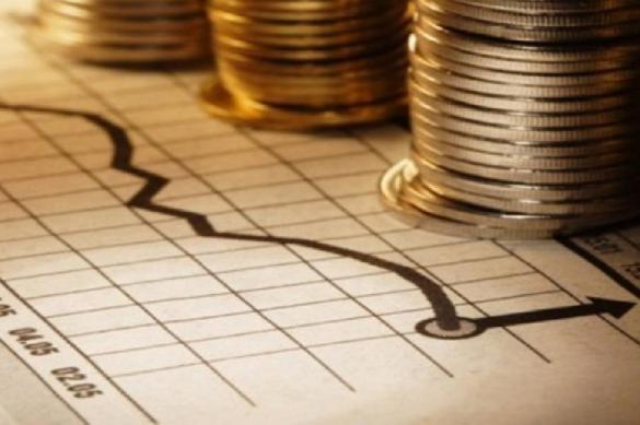 Прогнозы по ВВП России снизились на 4%