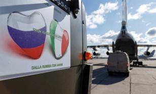 Репутацию России как страны-агрессора обелили халаты врачей