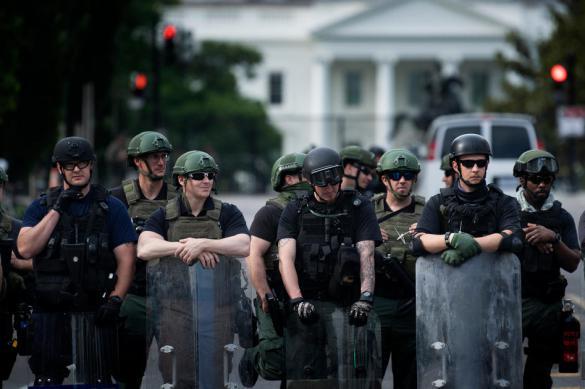 Игорь Коротченко: в США — даже не майдан, а хуже, это — хаос