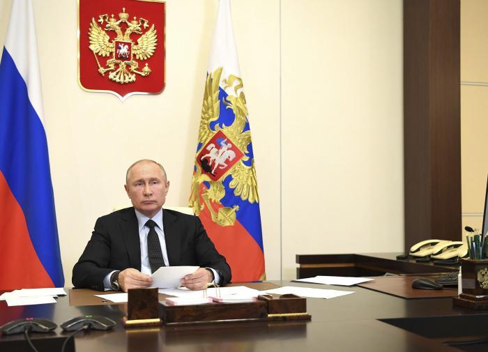 Путин готовит новое обращение к россиянам?