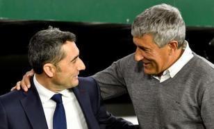 """СМИ назвали претендента на пост главного тренера """"Барселоны"""""""