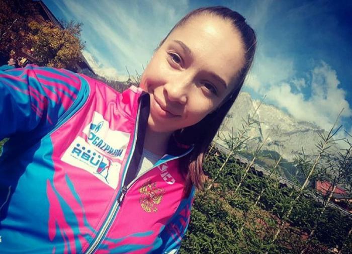 Кайшева выиграла отборочный спринт на Кубок мира