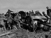 Первая мировая стала революцией в артиллерии