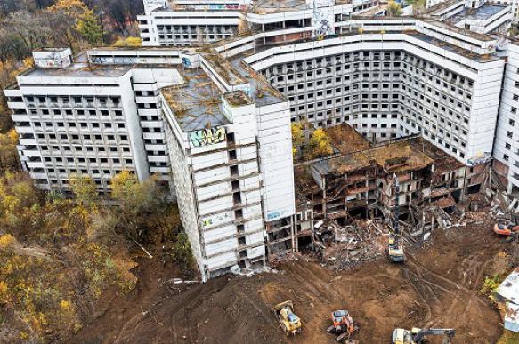 Ховринская больница доживает последние дни