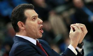 Тренер ЦСКА Итудис признан лучшим в Евролиге