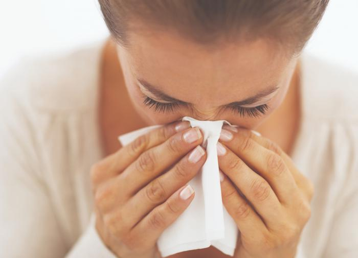 Ринит: причины, виды, симптомы заболевания