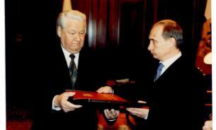 Советник президента рассказал, почему Путин стал преемником Ельцина