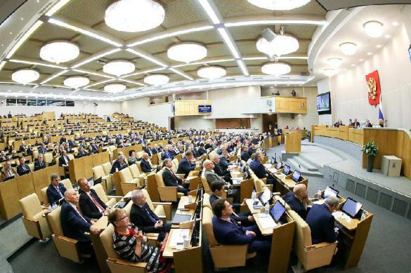Госдума рассмотрит закон о пенсиях для ухаживающих за лежачими