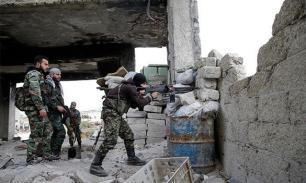 Победа в Дейр-эз-Зоре: сирийская армия освободила остров Сакр