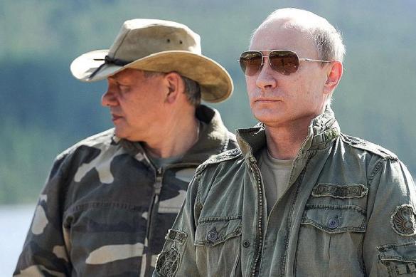 Песков ответил на вопрос о ядерном чемоданчике во время отдыха Путина