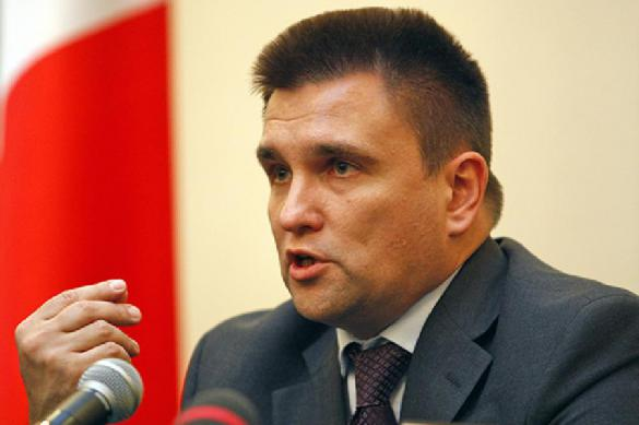 """Климкин заявил, что после выборов Путин начнёт """"волну дестабилизации Украины"""""""