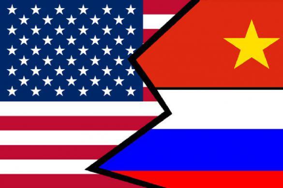 Китай не испугался санкций США против России