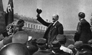Душевнобольной москвич облил оливковым маслом мавзолей Ленина
