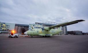 Перспективный транспортник Ил-112 получит новые шасси