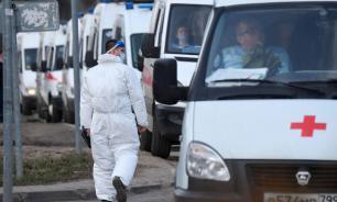 Минздрав опроверг выход России на пик заболеваемости