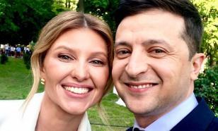 Жена Владимира Зеленского заразилась коронавирусом