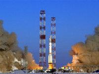 Самый мощный в мире спутник связи стартовал с Байконура.