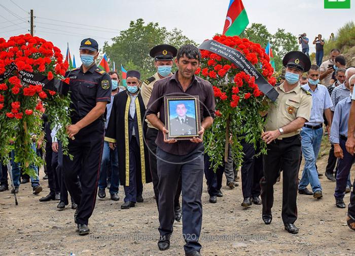 В столкновениях на границе Азербайджана и Армении новые потери
