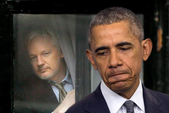 Брат Обамы призвал амнистировать Ассанжа