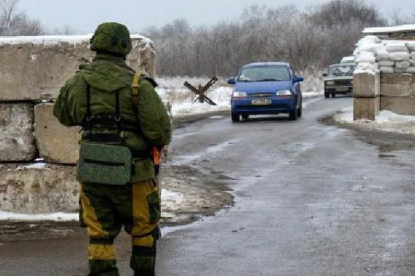 Украинские военные предприняли неудачную попытку прорыва позиций ДНР
