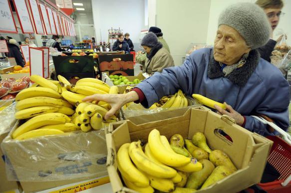 Поставляемые из Эквадора в Россию бананы поражены опасным грибком