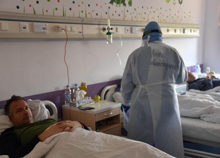 Еще две тысячи москвичей вылечились от коронавируса