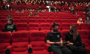 Доход кинотеатров России за неделю превысил 54 млн рублей