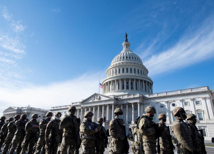В США введён режим готовности к угрозе внутреннего терроризма