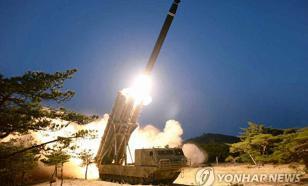 Северная Корея осуществила пуск ракет в Японское море
