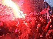 Польские националисты выбирают провокации