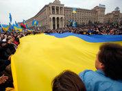 Украина добровольно взошла на эшафот