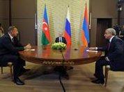 Рука Москвы дотянулась до Карабаха