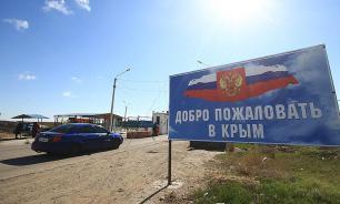 В Киеве посчитали, что жители Крыма захотят вернуться в состав Украины