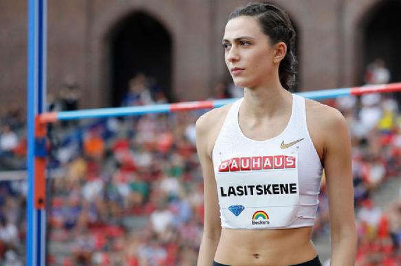 Организаторы турнира в Глазго исключили легкоатлетку Ласицкене