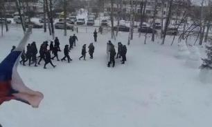Организовавших учения полицейских со школьниками уволили
