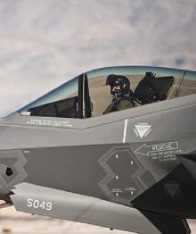 В США лишь четверть военных самолетов F-35 полностью готовы к бою