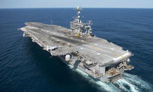 В Иране сравнили отправку авианосца США в Персидский залив с психологической войной