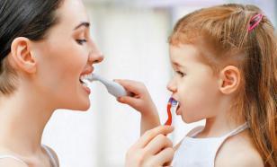 Шесть советов по уходу за зубами вашего ребенка