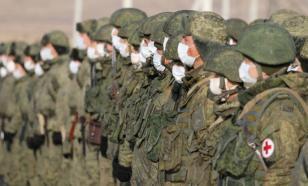 В Бурятии стартовало российско-монгольское учение «Селенга-2020»