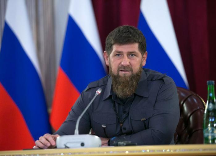 Кадыров раскритиковал Хабиба за отсутствие флага России во время боёв