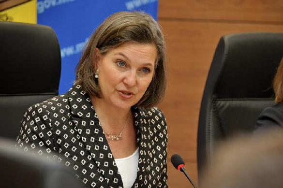 Замгоссекретаря США Виктория Нуланд может посетить Москву осенью