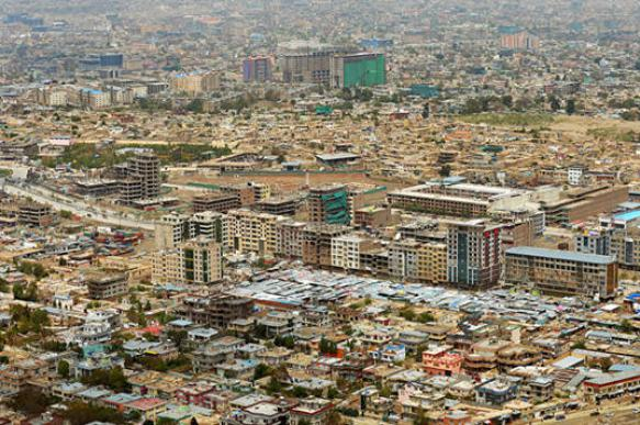 В Кабуле произошел взрыв возле здания Минсвязи