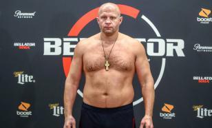 Bellator готовит турнир в России с участием Федора Емельяненко