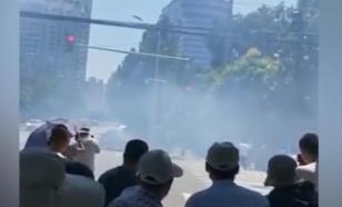 У Посольства США в Пекине прогремел взрыв