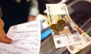 Средний недельный чек россиянина достиг 558 рублей
