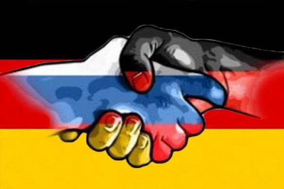 Немцы выступают за сотрудничество в отношениях с Россией