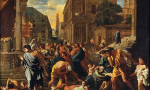 Историки намерены воссоздать запах чумы